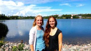 Emma Moore Attends a Summer School on Cognitive Neuroscience in Helsinki