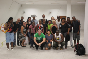 Shelly Coyne Travels Rio de Janeiro for Research into Choirs, Arts and Homelessness