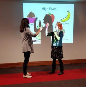Emma Moore Presents at BDA International Conference