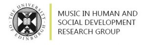 MUSIC IN HUMAN AND SOCIAL DEVELOPMENT LOGO